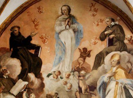 1879: il Giubileo dell'Immacolata Concezione nella chiesa di Sant'Angelo a Ruvo di Puglia