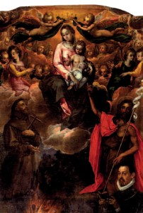 G. Hovic, Madonna degli Angeli