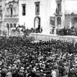 Ruvo e il Fascismo: dalle opere-segno al confino. Primi appunti per una storia da raccontare.