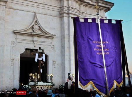 Oggi, Venerdì di Passione, la Processione della Desolata
