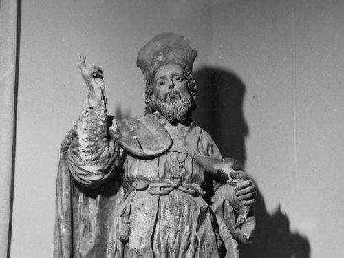 Memorie della chiesa e della statua lignea di San Donato a Ruvo di Puglia