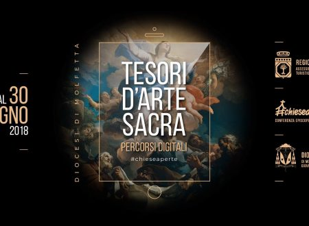 Tesori d'arte sacra. Percorsi digitali anche nelle chiese di Ruvo di Puglia