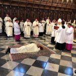S.E. Monsignor Nicola Girasoli consacrante principale del nuovo Arcivescovo di Lima (Perù)