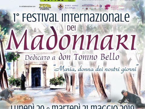 A Ruvo di Puglia il primo Festival Internazionale dei Madonnari