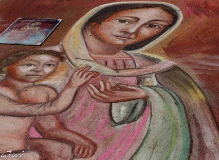 """Ruvo di Puglia """"ritrova"""" la gioia dei madonnari nel segno di don Tonino Bello"""