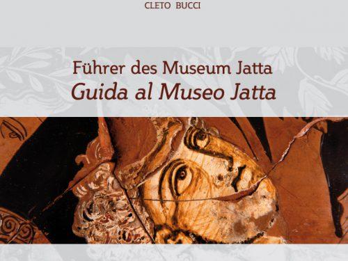 """Nuova edizione di """"Führer des Museum Jatta – Guida al Museo Jatta"""" di Cleto Bucci"""