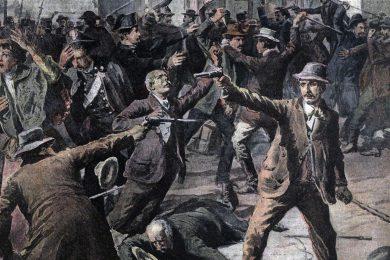 Tumulti d'inizio anno a Ruvo di Puglia: i fatti di sangue dell'8 gennaio 1894 e del 5 gennaio 1908.
