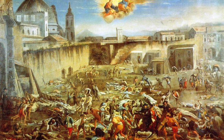 Quando anche Ruvo di Puglia era in quarantena: la peste del 1656