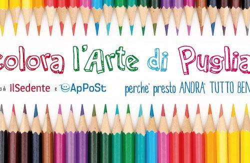 Colora l'arte di Puglia!