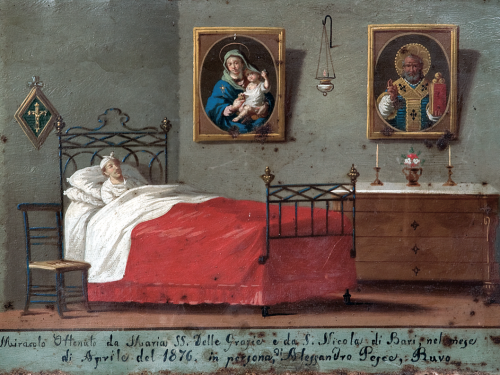 Un ladro, un (presunto) miracolo e altri prodigi della Madonna delle Grazie di Ruvo di Puglia